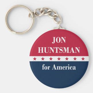 Jon Huntsman for America Keychain