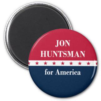 Jon Huntsman for America Magnets
