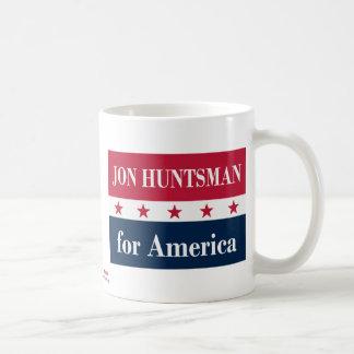 Jon Huntsman for America Coffee Mugs