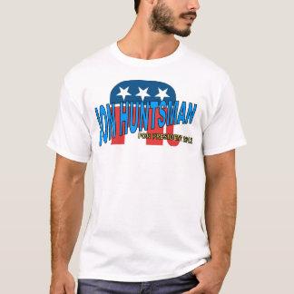 Jon Huntsman For President 2012 T Shirt