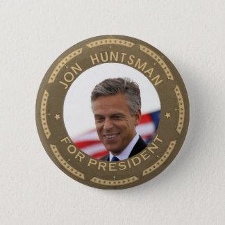 Jon Huntsman for President Button