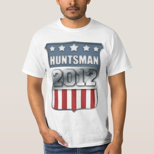 Jon Huntsman in 2012 T-Shirt