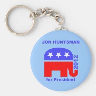 Jon Huntsman Key Chain