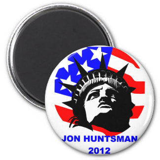 JON HUNTSMAN MAGNET