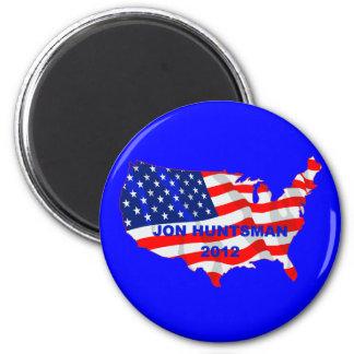 Jon Huntsman Fridge Magnet
