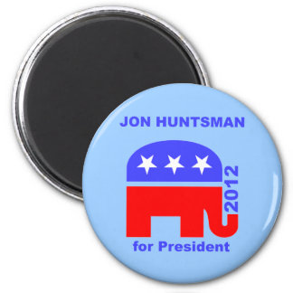 Jon Huntsman Fridge Magnets