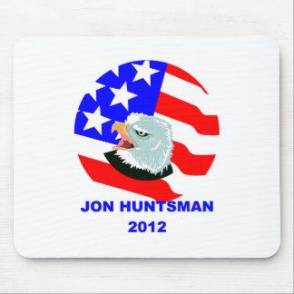 JON HUNTSMAN MOUSE PAD