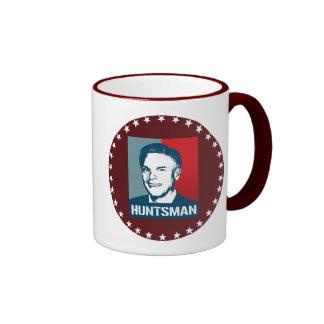JON HUNTSMAN POSTER RINGER COFFEE MUG
