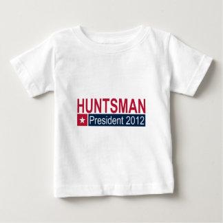 Jon Huntsman President 2012 Baby T-Shirt
