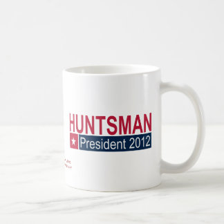 Jon Huntsman President 2012 Coffee Mug