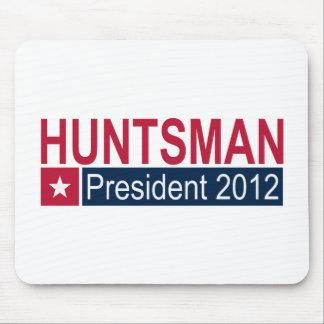 Jon Huntsman President 2012 Mouse Pads