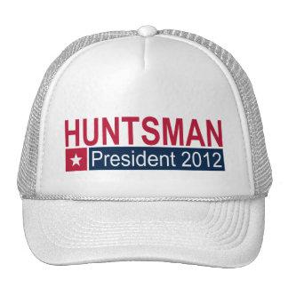 Jon Huntsman President 2012 Trucker Hat