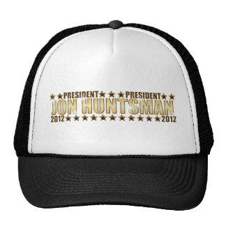 Jon Huntsman Stars and Stripes Trucker Hat
