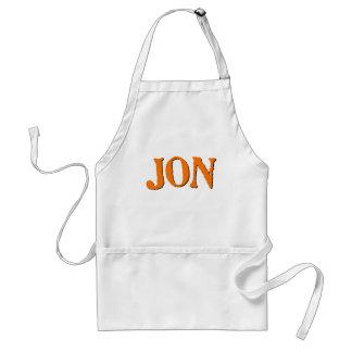 Jon Instant Costume Adult Apron