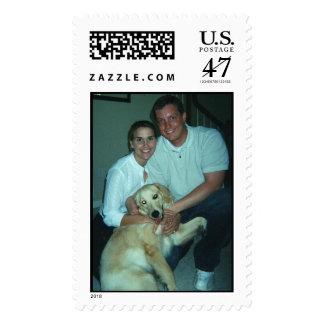 Jon, Julie, Colby 2005 Postage