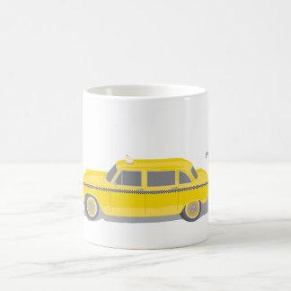 JON Mug Yellow Taxi