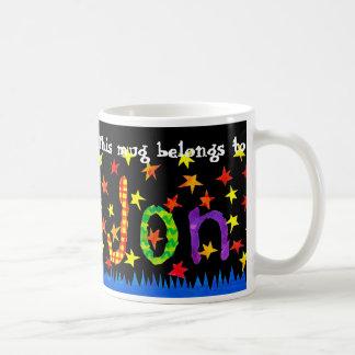 'Jon' Name-specific Mug