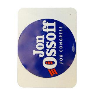 Jon Ossoff for Congress Magnet