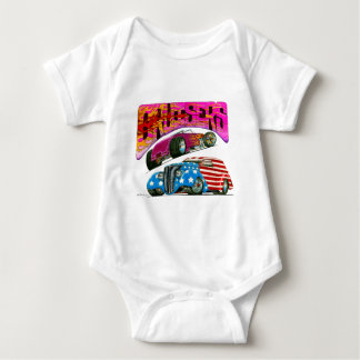 Jon_R_3 Baby Bodysuit