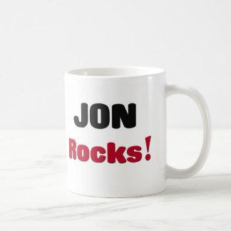 Jon Rocks Mugs