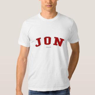 Jon Shirts