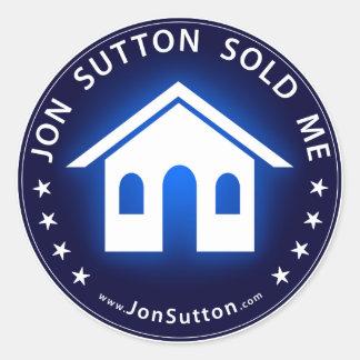 Jon Sutton me vendió Etiqueta