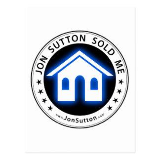 Jon Sutton me vendió Postal