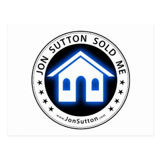 Jon Sutton me vendió Tarjetas Postales