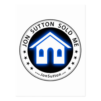 Jon Sutton Sold Me Post Card