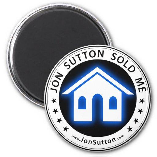 Jon Sutton Sold Me Refrigerator Magnets