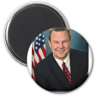 Jon Tester, That's My Senator! 2 Inch Round Magnet