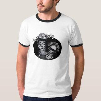 """Jon Valentín - """"hágalo muecas y entierre"""" camiseta"""