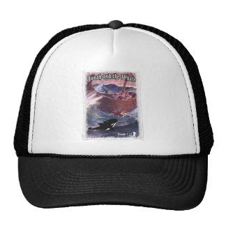Jonah 1:17 - Jonah and the Whale Trucker Hat