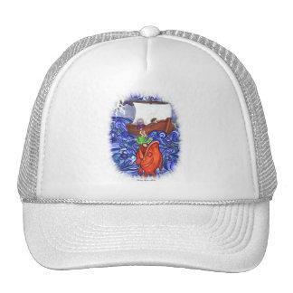 Jonah and the Big Fish Trucker Hat