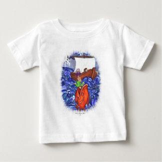Jonah and the Big Fish Infant T-shirt