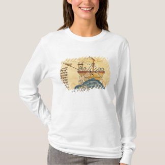 Jonah Eaten by the Whale T-Shirt