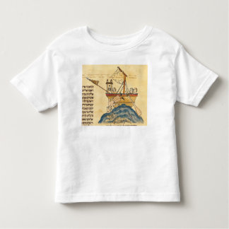 Jonah Eaten by the Whale Toddler T-shirt
