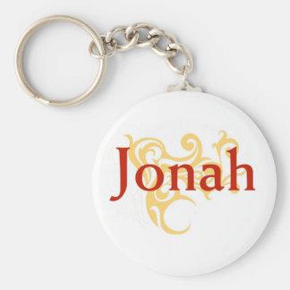 Jonah Keychain