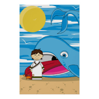 Jonah & the Whale Poster