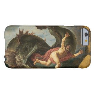 """""""Jonah y la ballena"""" llaman por teléfono a los Funda Barely There iPhone 6"""