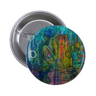 Jonas 2 Inch Round Button