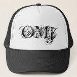 Jonas Brothers OMJ Fancy Trucker Hat