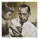 Jonas E. Salk, M.D. Posters