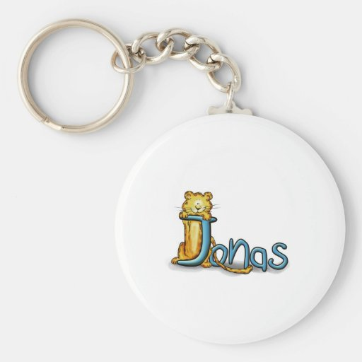 jonas-Jaguar - Personalized with your name Keychains