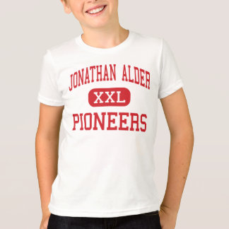 Jonathan Alder - Pioneers - High - Plain City Ohio T-Shirt