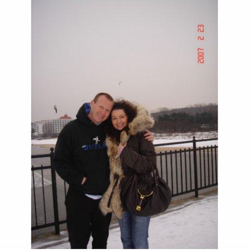 Jonathan&Beata Fotoescultura Vertical