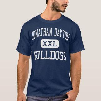 Jonathan Dayton - Bulldogs - High - Springfield T-Shirt