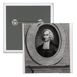 Jonathan Edwards 2 Inch Square Button