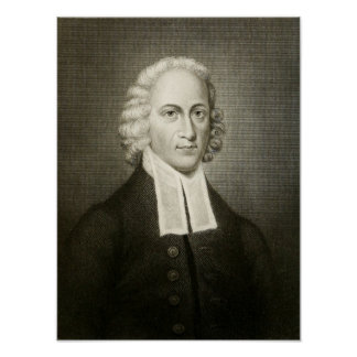 Jonathan Edwards Poster