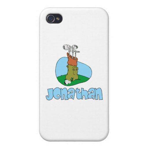 Jonathan iPhone 4 Covers